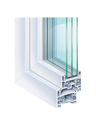 okno klasy premium