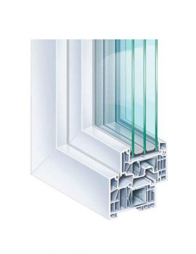 cechy okna