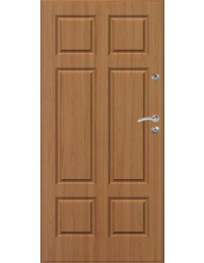 drzwi do domu panelowe
