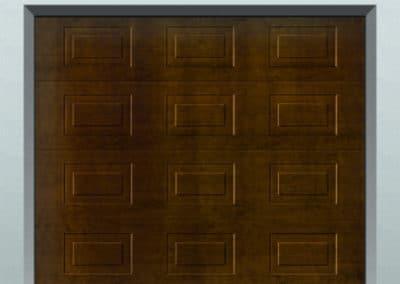 Okna Debow bramy Classic Panel Kaseton