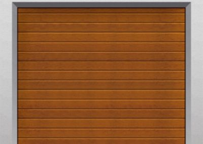Okna Debow bramy Classic Panel S