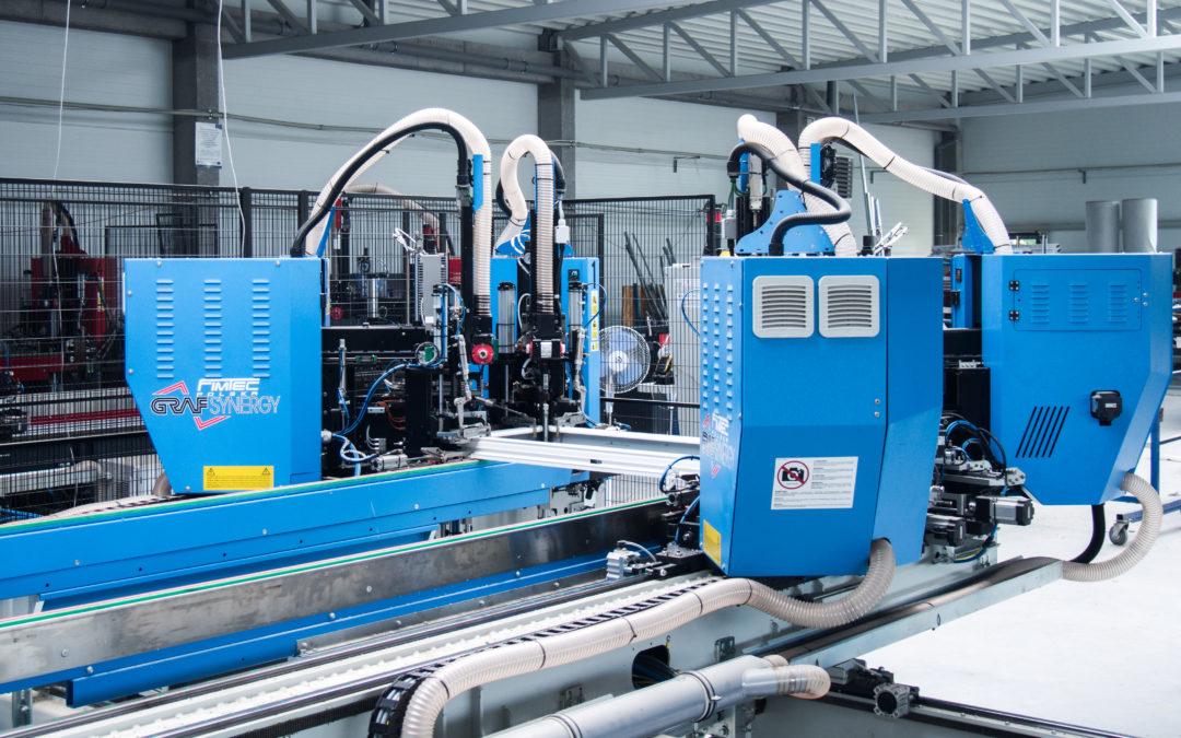 Modernizacja fabryki Okna Debow